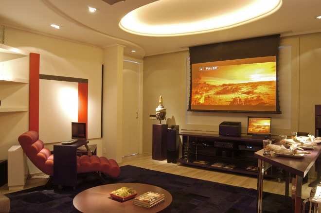 2004 - Casa Interior Home Cinema